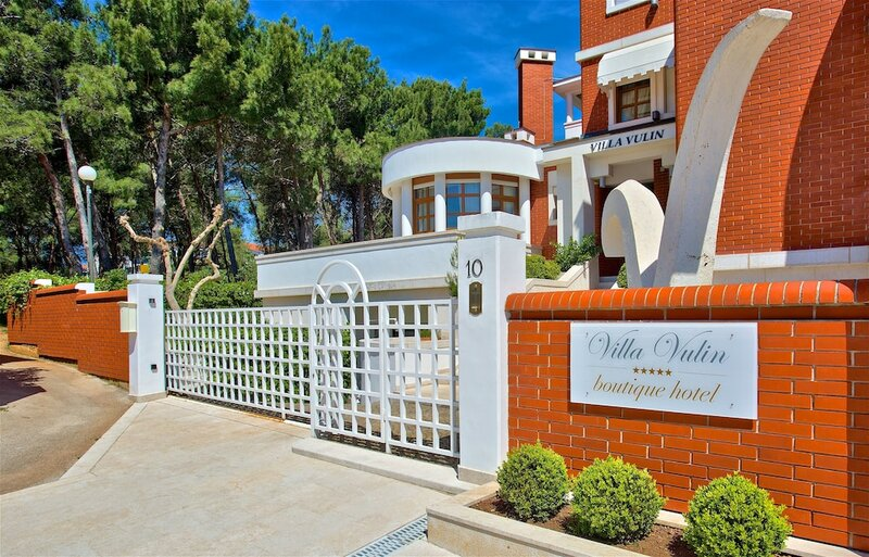 Boutique Hotel Villa Vulin