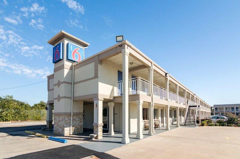 Motel 6 Wichita Falls, Tx - North