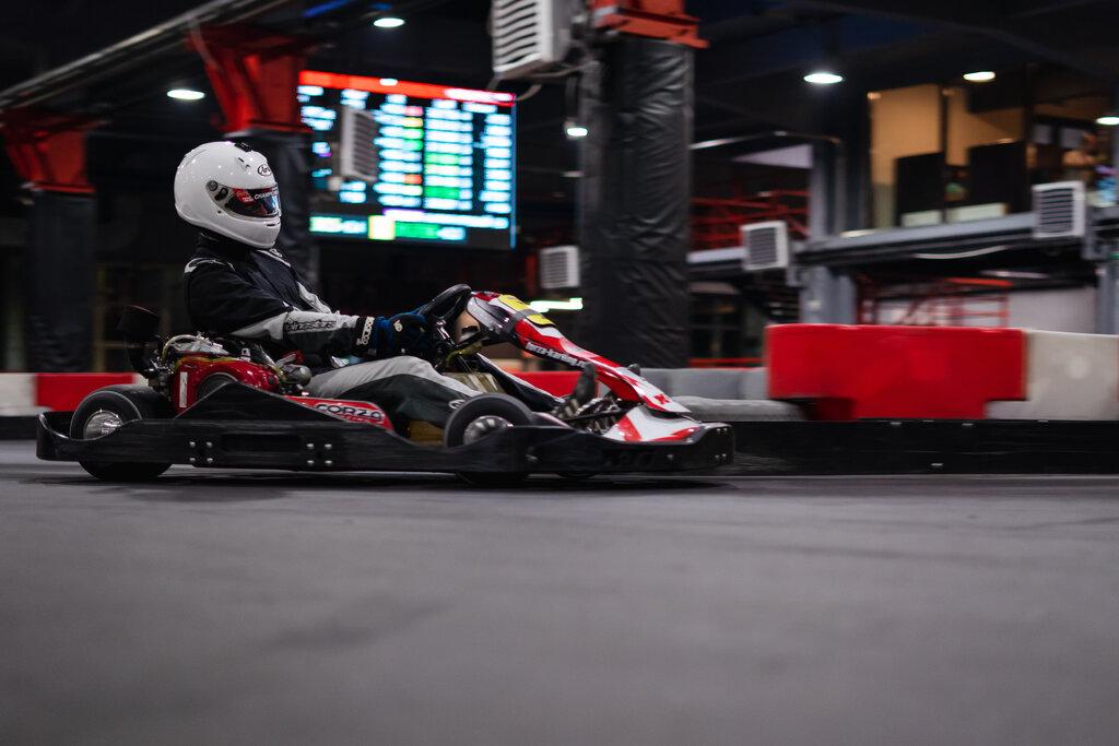 картинг — Forza Karting — Москва, фото №2