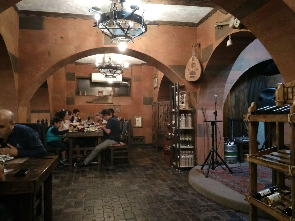 restaurant — Vernatun — Yerevan, photo 1