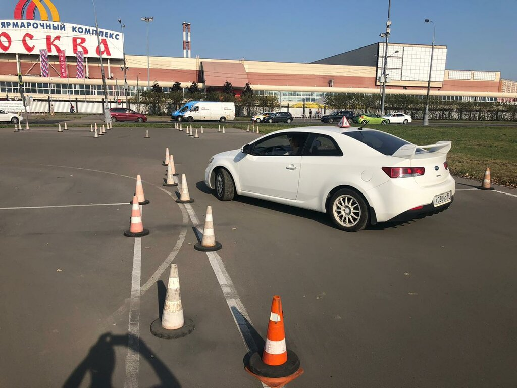 автошкола — Аспект Авто — Москва, фото №1