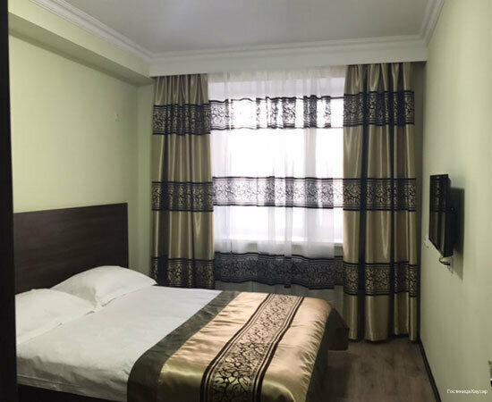 Гостиница Каусар