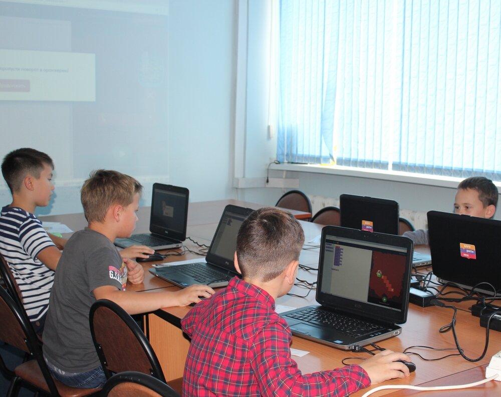 компьютерные курсы — Программирование для детей — Москва, фото №2