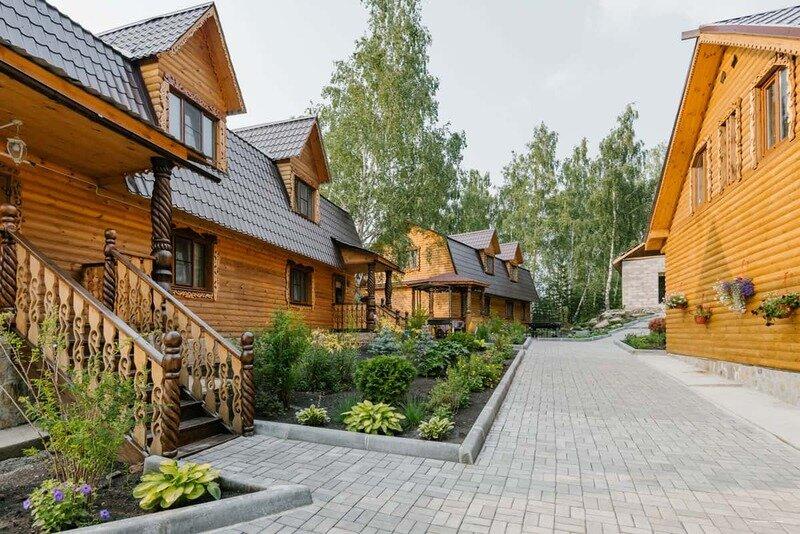 Гостевой комплекс Хутор Увидьды