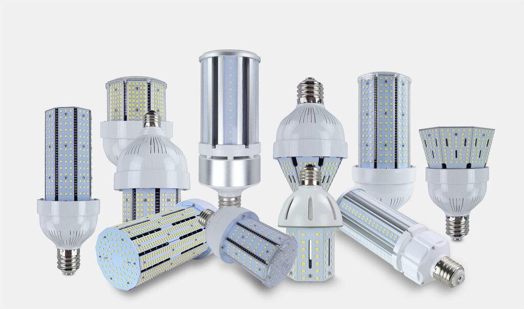 Широкий выбор светодиодных ламп