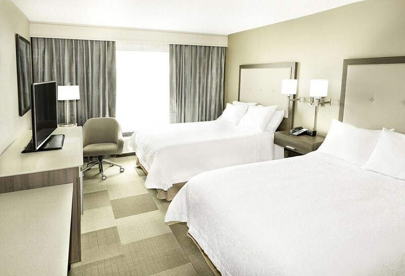 Hampton Inn and Suites Bolton