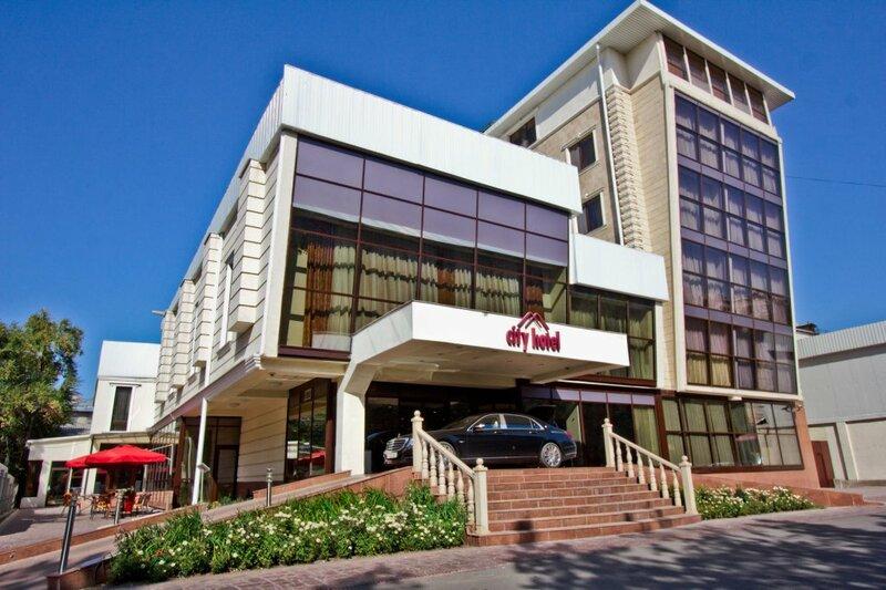 Отель City Bishkek