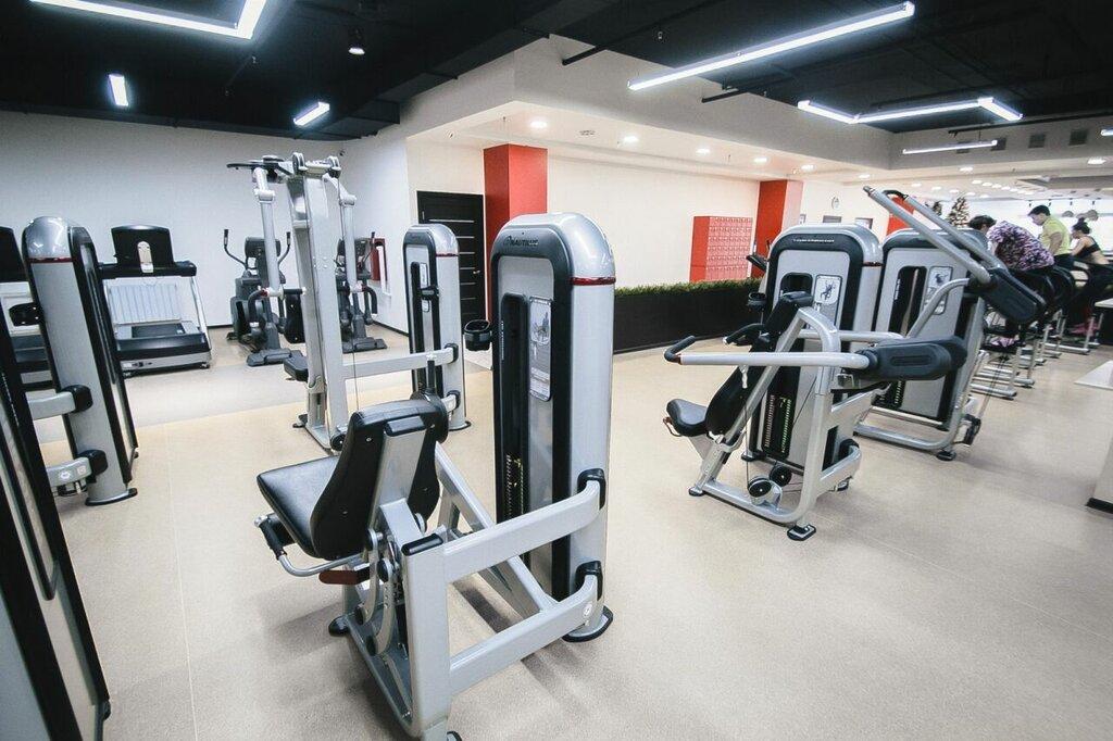 fitness club — Fitness club Flex Gym — Omsk, photo 2