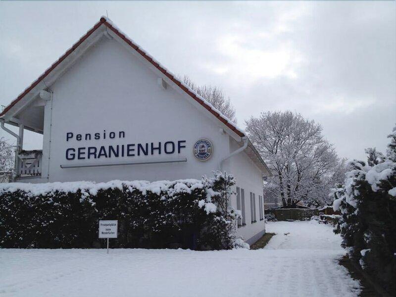 Pension Geranienhof