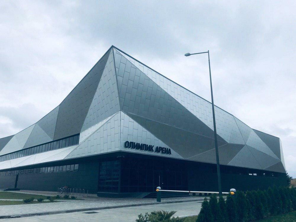 спортивный комплекс — Физкультурно-спортивный комплекс Олимпик арена — Минск, фото №1