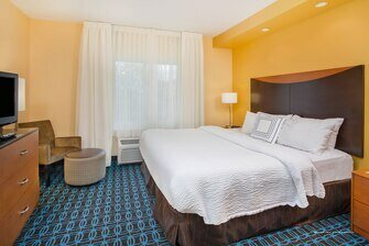 Fairfield Inn And Suites by Marriott Cookeville