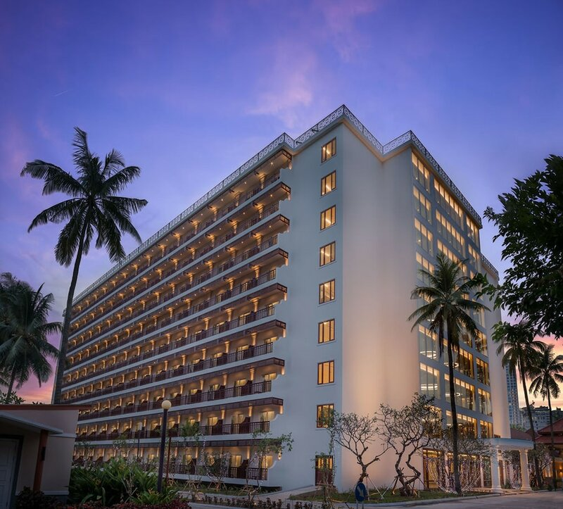 Отель Sokha Beach Resort