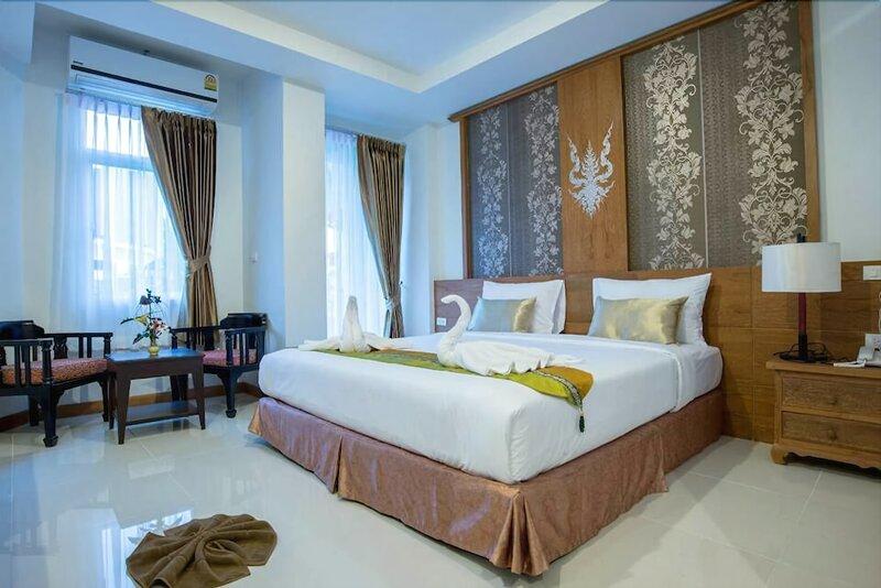 Sea Star Patong Hotel