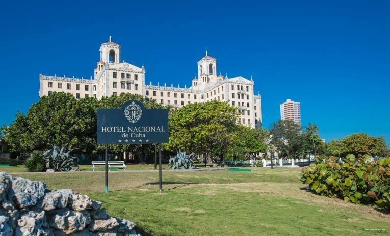 Отель Насьональ де Куба
