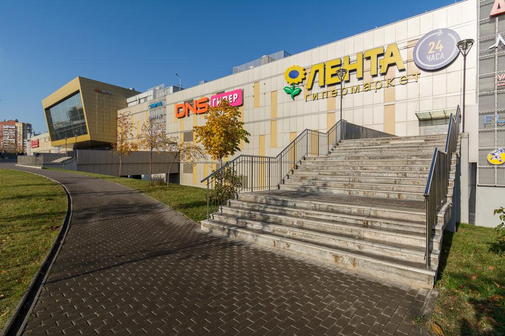продуктовый гипермаркет — Лента — Москва, фото №1