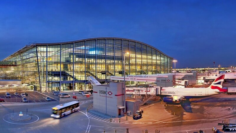 Atrium Heathrow