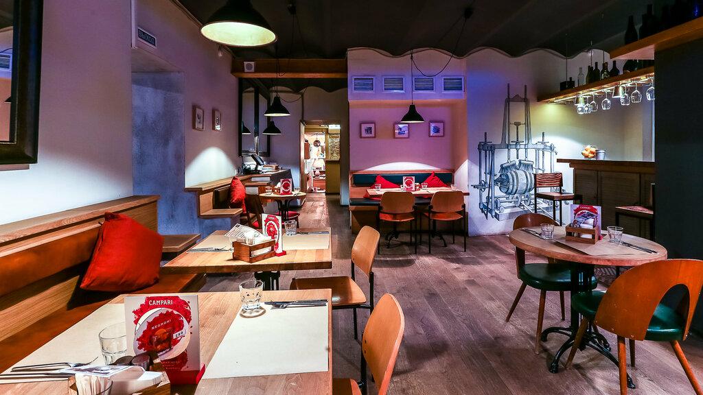 ресторан — Ресторан Март — Москва, фото №1