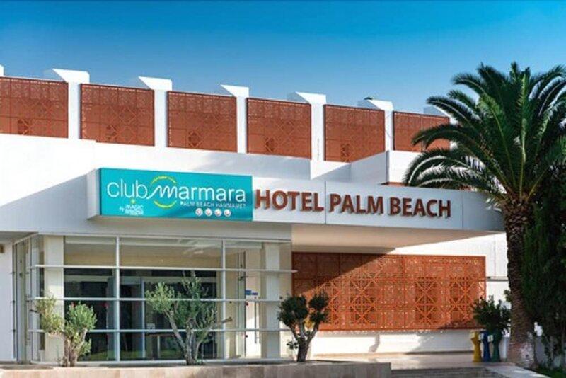 Palm Beach Club Marmara Hammamet