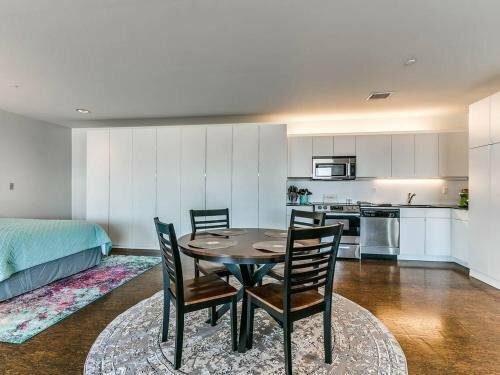 The Oklahoma Rose Beautiful New Luxury Loft!