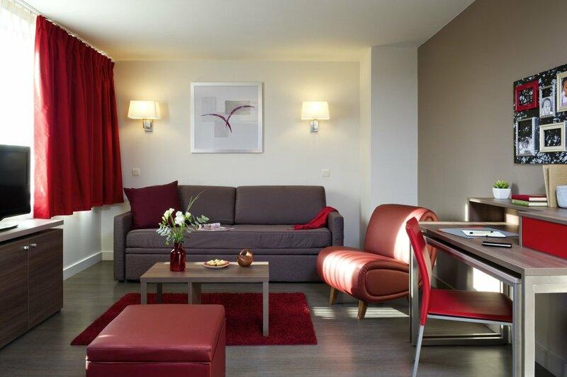 Aparthotel Adagio Caen Centre
