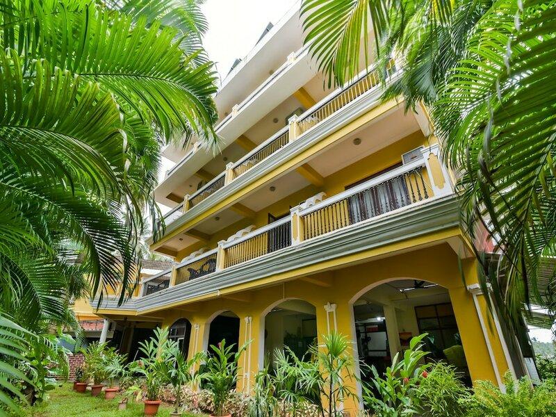 Отель Alagoa Resort