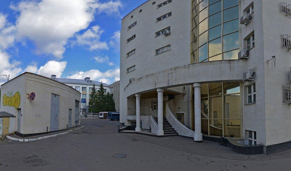 Кадастровый паспорт здания пример