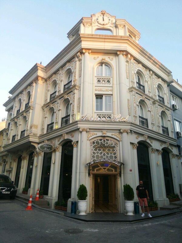 Albatross Hotel Istanbul