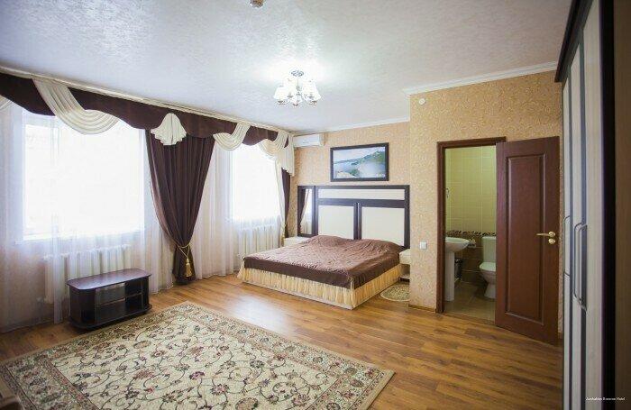 Jumbaktas Borovoe Hotel