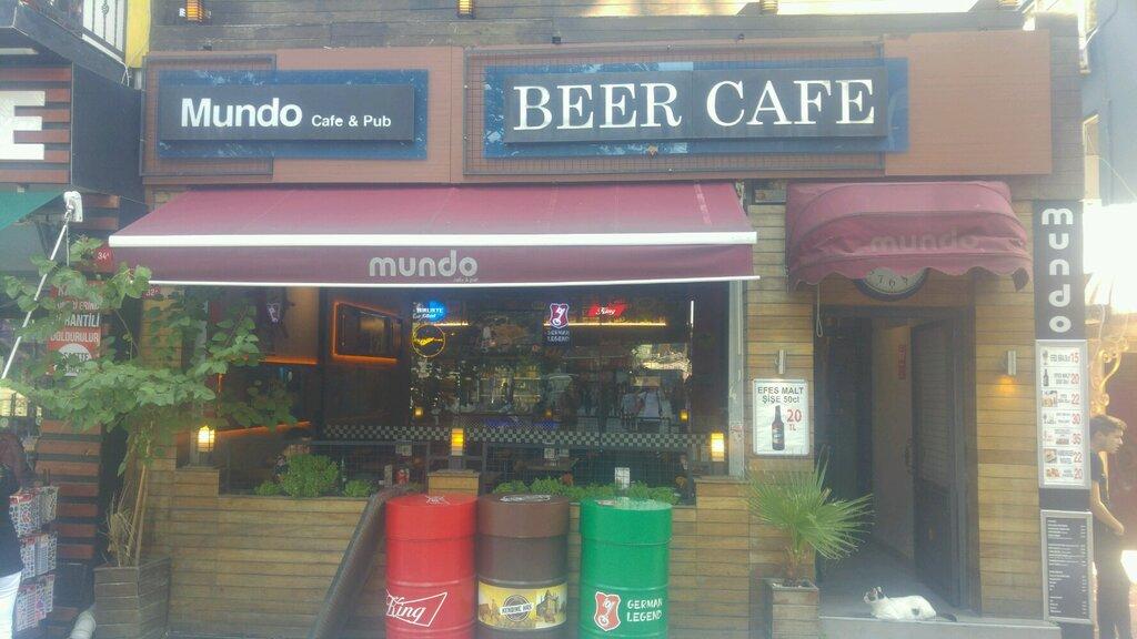 bar — Mundo Cafe & Pub — Bakırköy, photo 1