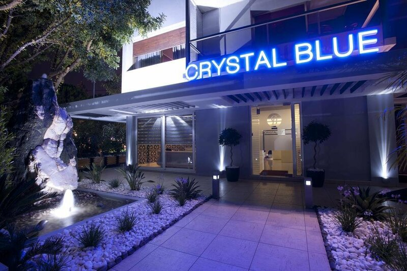 The Crystal Blue Hotel