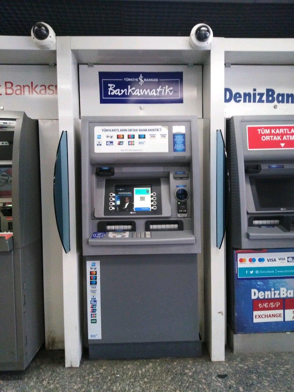 банкоматы турции фото