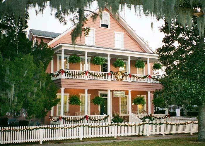 Spencer House Inn B And B