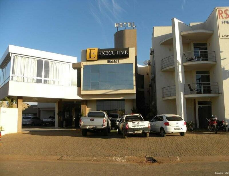 Executive Hotel Lucas Do Rio Verde