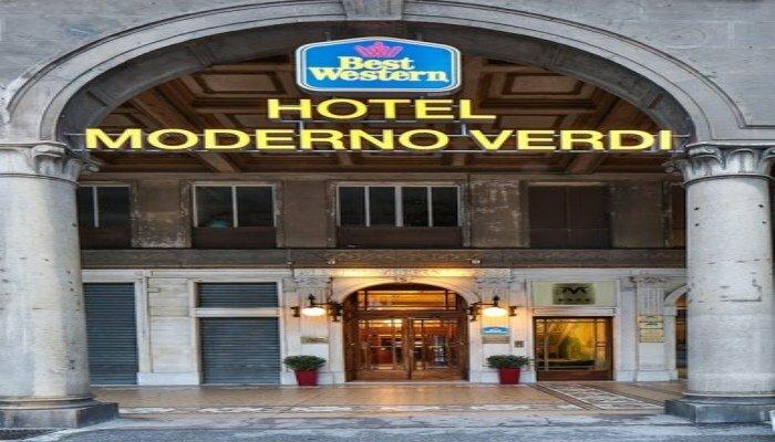 Best Western Moderno Verdi