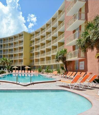 Americas Best Value Inn & Suites Santa Cruz