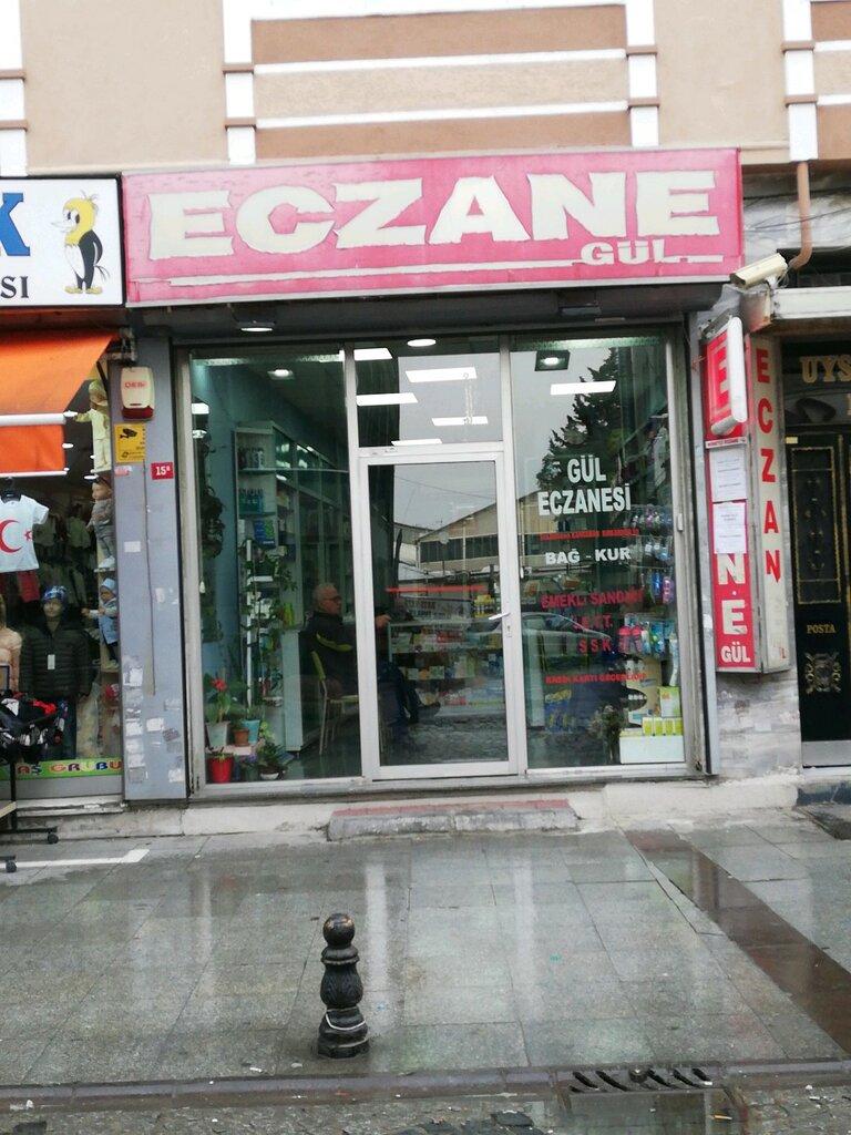 eczaneler — Gül Eczanesi — Fatih, photo 1
