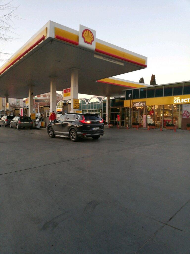 benzin istasyonu — Shell Select — Fatih, photo 2