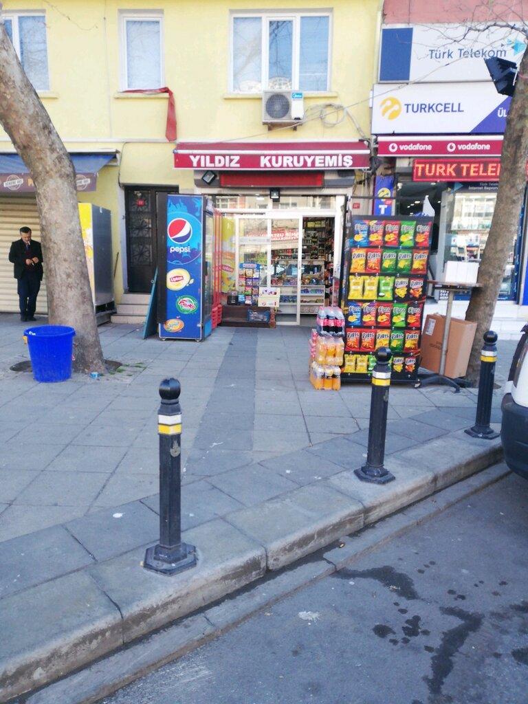 pazarlar ve çarşılar — Yıldız Kuruyemiş — Fatih, photo 2