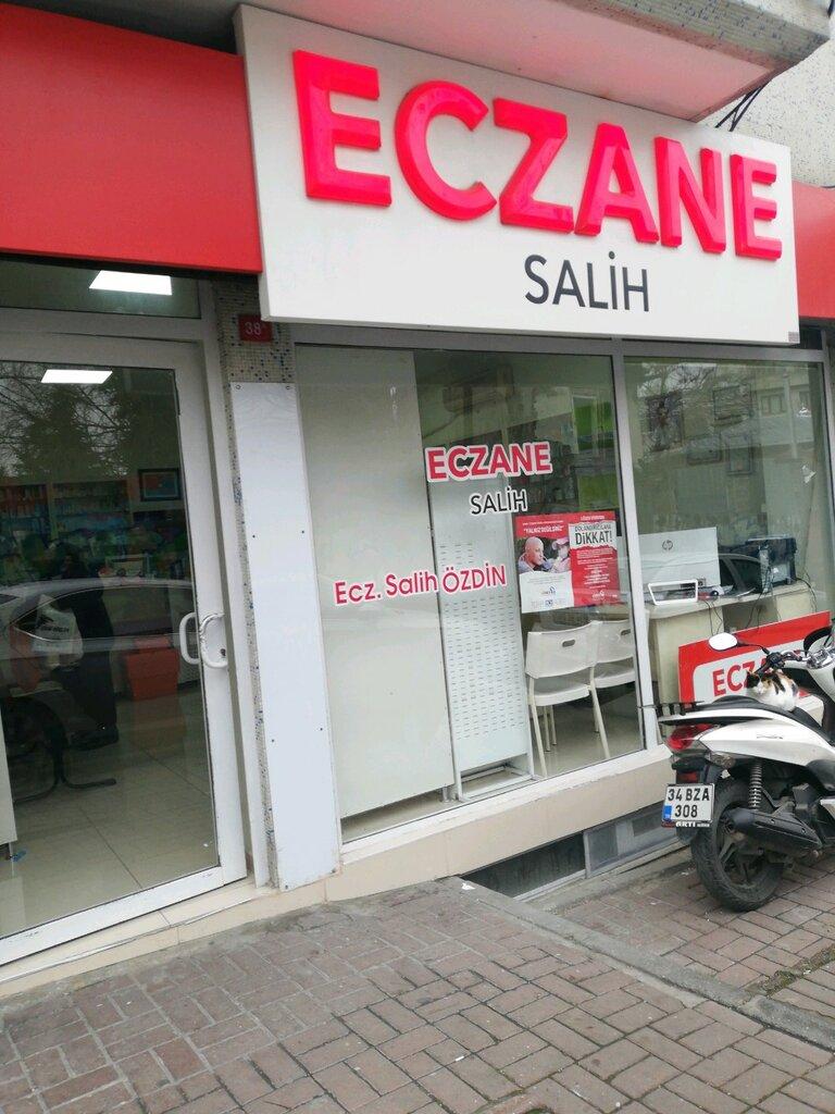 eczaneler — Salih Eczanesi — Fatih, photo 1