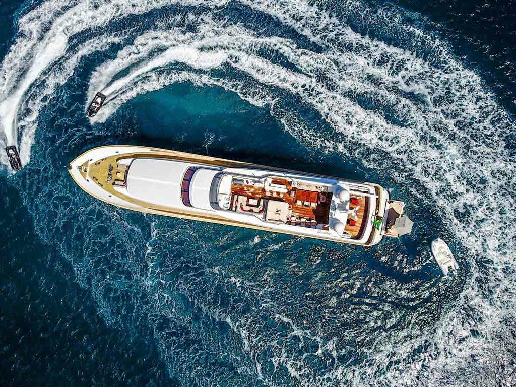катера, лодки, яхты — Калипсо Яхты Сочи — Сочи, фото №1
