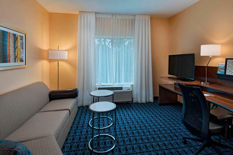 Fairfield Inn And Suites Atlanta Peachtree City