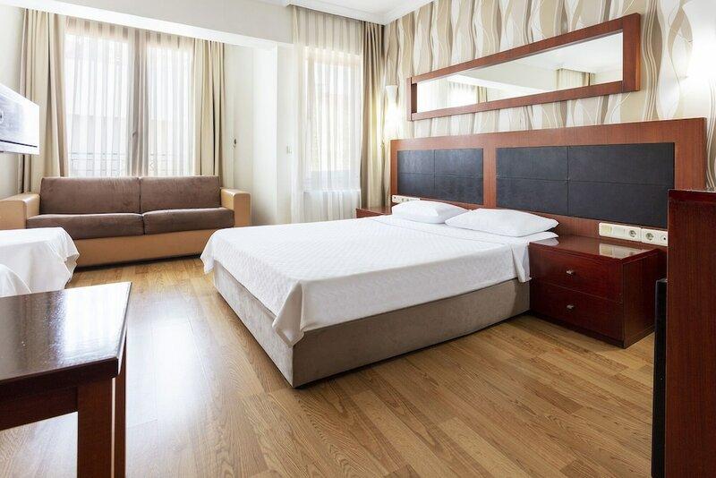 Отель Атол Троя