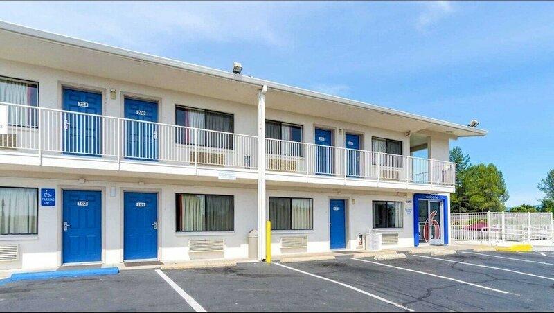 Motel 6 Redding, Ca - Central
