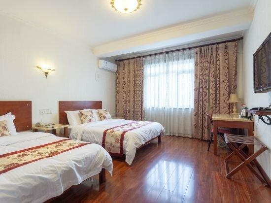 GreenTree Alliance Shandong Qingdao Huangdao ZhanGYAnshan Road ZhonGYAng Hotel