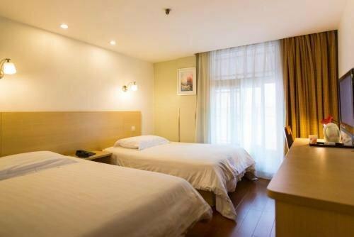 Motel Shanghai South Qilianshan Road Cao'an Qingfa
