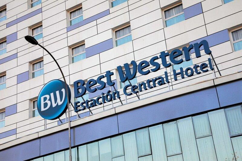 Отель Best Western Estacion Central