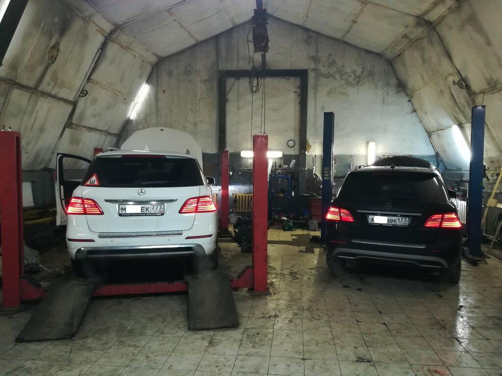 автосервис, автотехцентр — Специализированный технический центр по Мерседес MBDoc — Москва, фото №7
