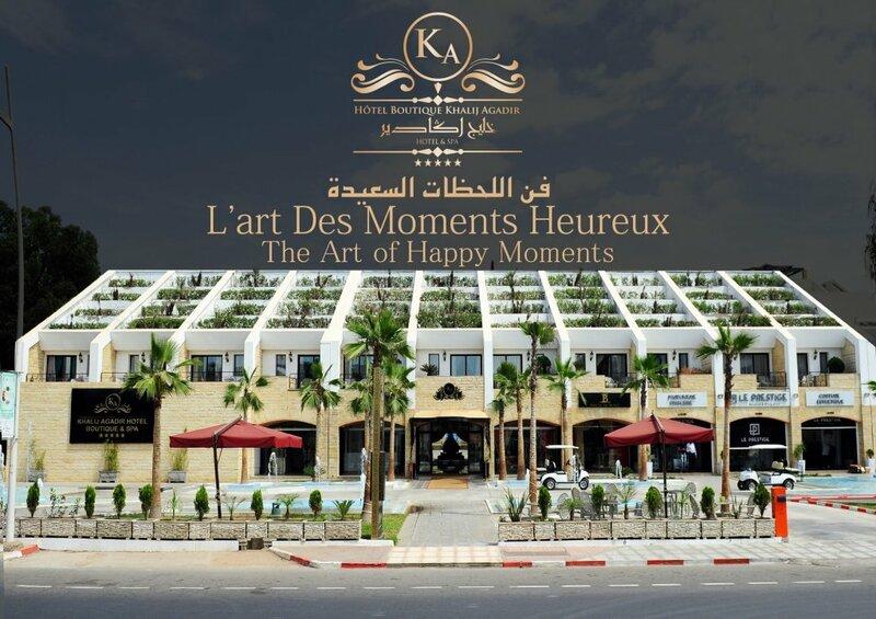 Hotel-Boutique & SPA Khalij Agadir