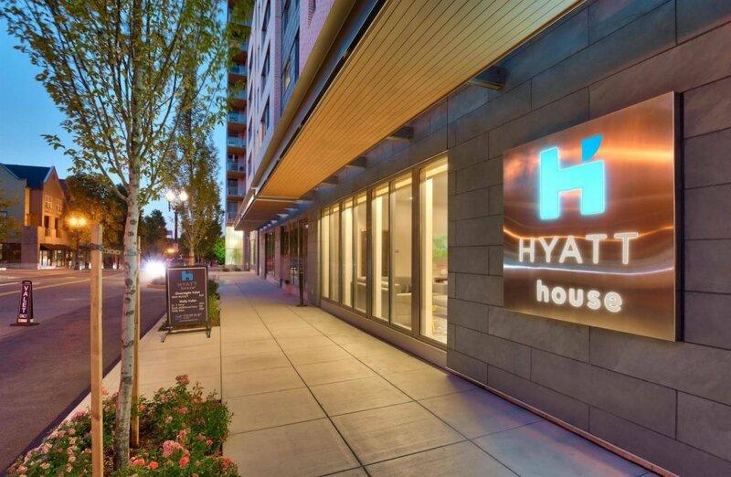 Hyatt House Portland/Downtown