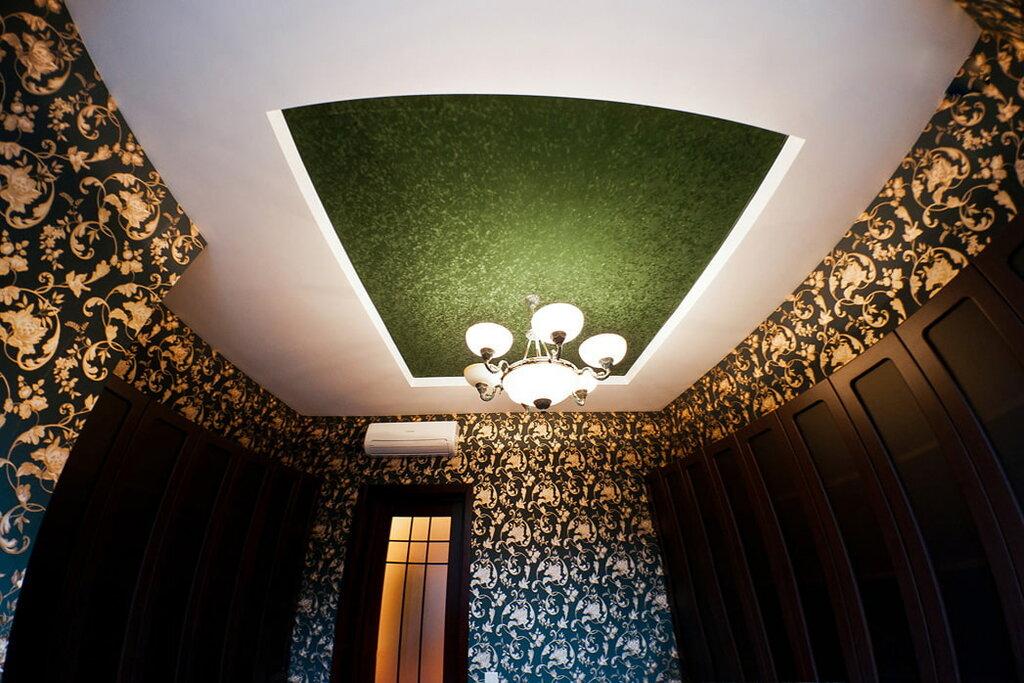 готовлю этот ажурный натяжной потолок фото узнали